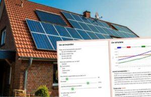 opbrengst zonnepanelen calculator: opbrengst en rendement berekenen
