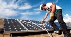 Hoeveel kosten zonnepanelen: monokristallijn