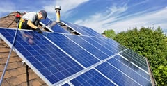 Hoeveel kosten zonnepanelen: polykristallijn