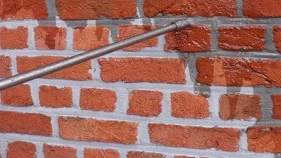 Vochtbestrijding: muren impregneren