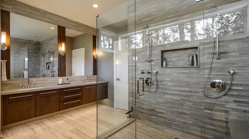 Inloopdouche plaatsen in een bestaande badkamer een goed idee