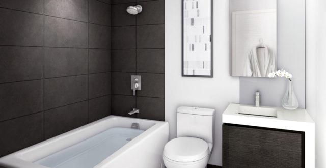 Kleine badkamer renoveren