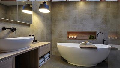 Moderne badkamer: trends 2018