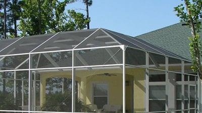 Open veranda plaatsen: kostprijs en regels