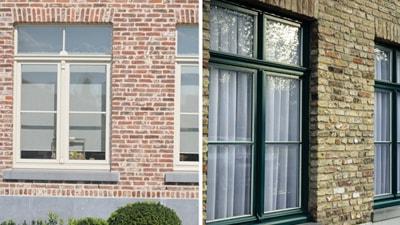 Keuze ramen: ga je voor PVC, hout of aluminium?