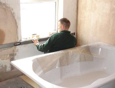 Badkamer Bad Installeren : Bad plaatsen badkamer archives renovatie gids