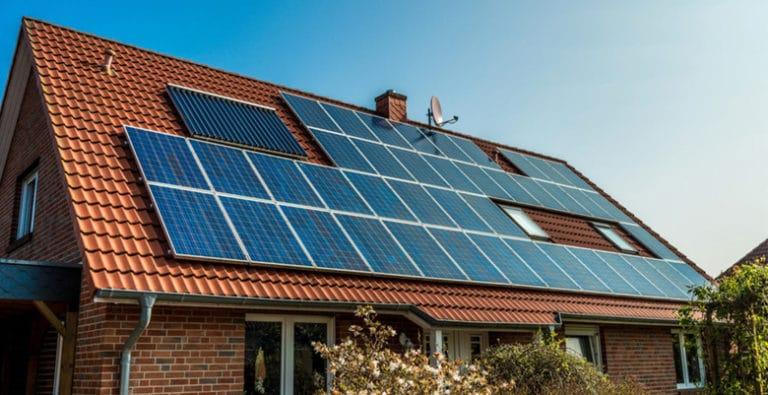 Prijs zonnepanelen te hoog ingeschat