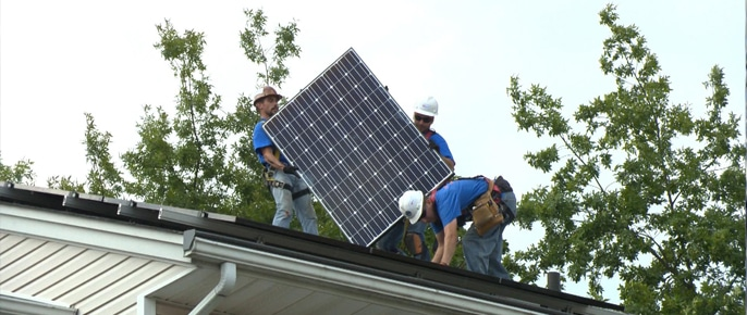 Energie zonnepanelen: Vertrouw op een zonnepanelen specialist