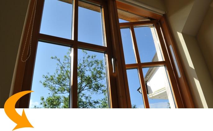 Keuze ramen: houten ramen