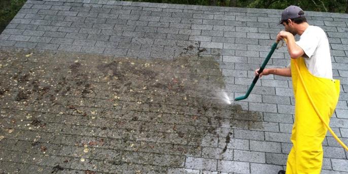misverstanden ontmossen van daken