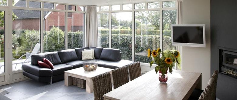 Veranda bouwen: extra leefruimte of ontspanningsruimte?