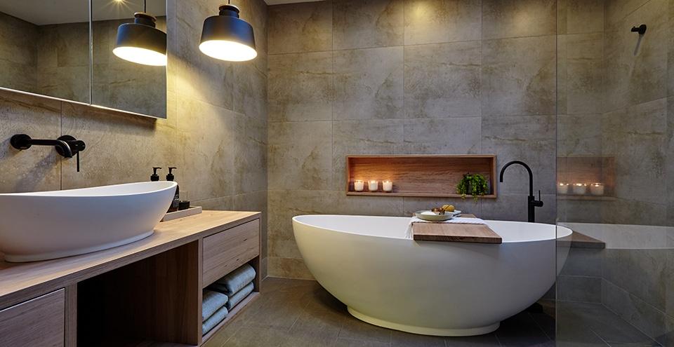 Trendy Kleuren Badkamer : Moderne badkamer de nieuwste badkamertrends voor