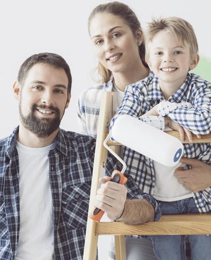 Renovatiepremie 2019 wordt gekoppeld aan gezin