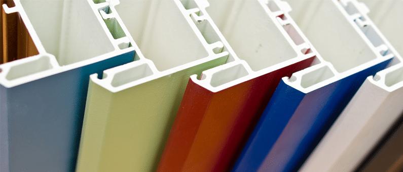 PVC ramen prijs en kleuren