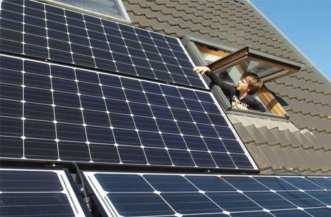 prijsofferte zonnepanelen