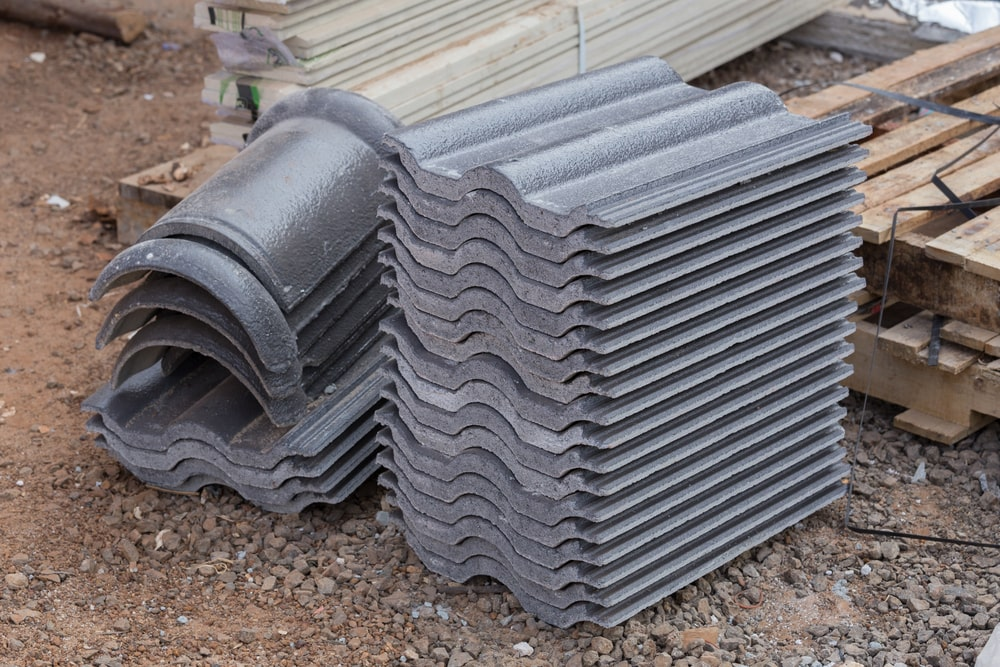 grzije betonnen dakpannen