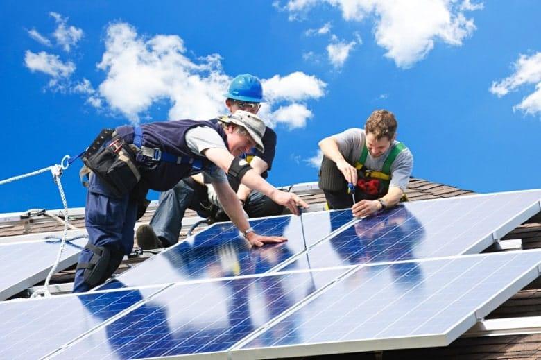 Recyclage zonnepanelen