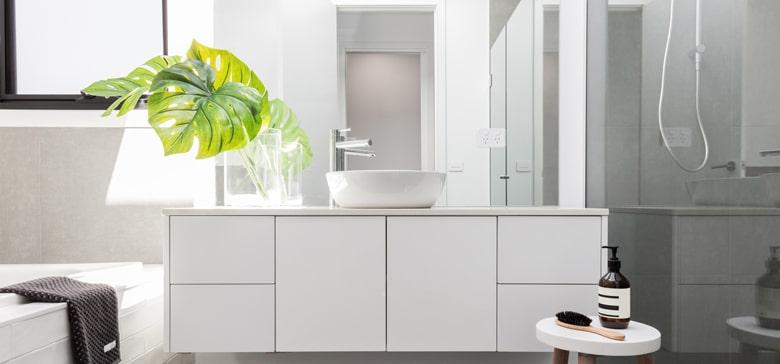 Badkamermeubel: de spiegelkast