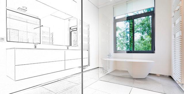 Goedkoper badkamer renoveren