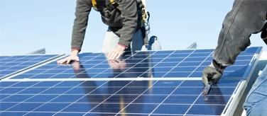 Offres panneaux solaires
