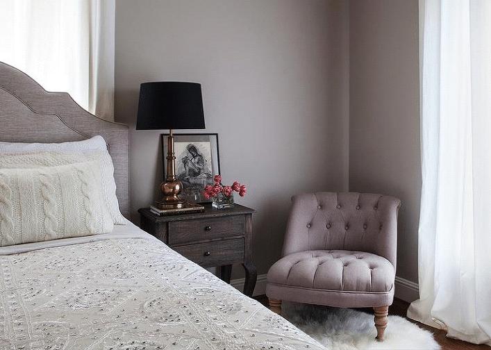 Peinture gris lilas