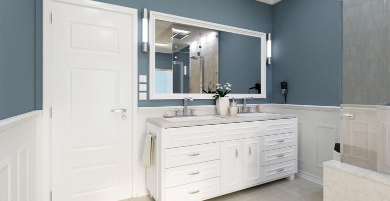 Waarom badkamer schilderen?
