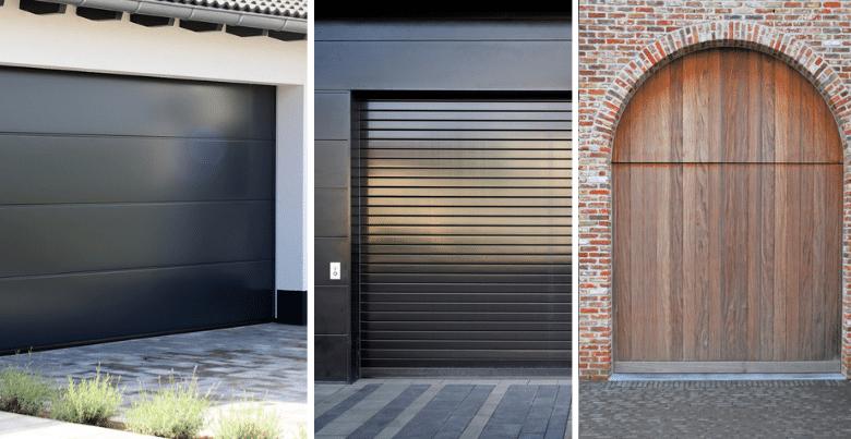 Soorten garagepoorten: overzicht en veelgestelde vragen