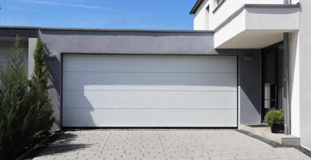 Garagepoort: prijs per type materiaal