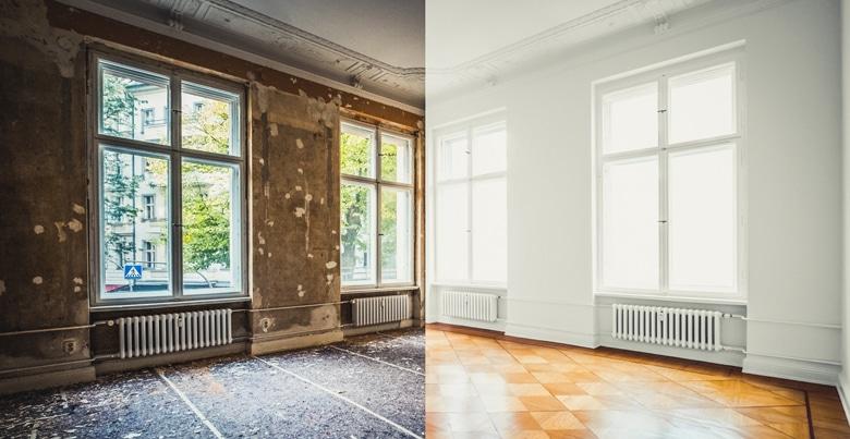 Waarom oud pleisterwerk herstellen