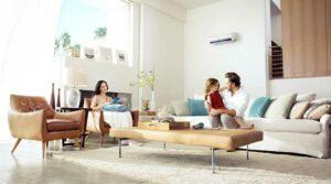 airconditioning koelen en verwarmen