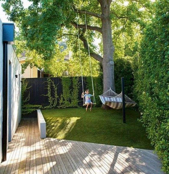Maak van je tuin een gratis airco