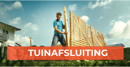 Tuinafsluiting offertes