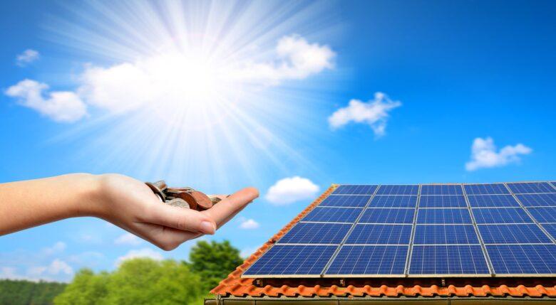 Compensatie zonnepanelen na wegvallen terugdraaiende teller