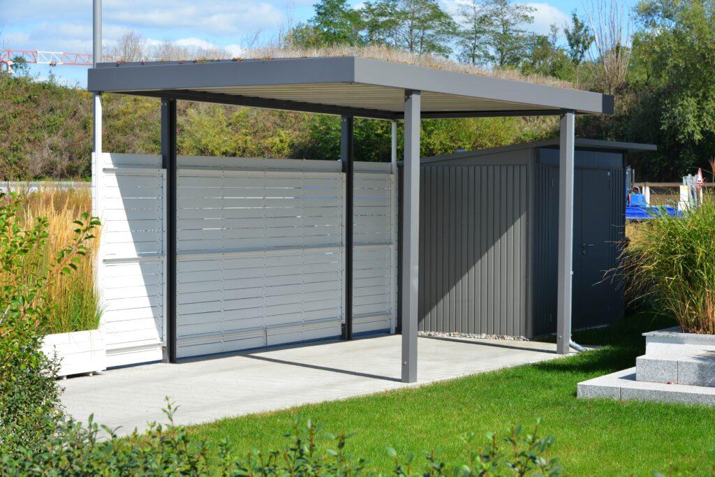 Metalen carport