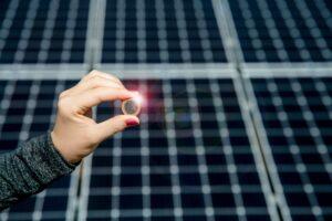 zonnepanelen plaatsen: rendement
