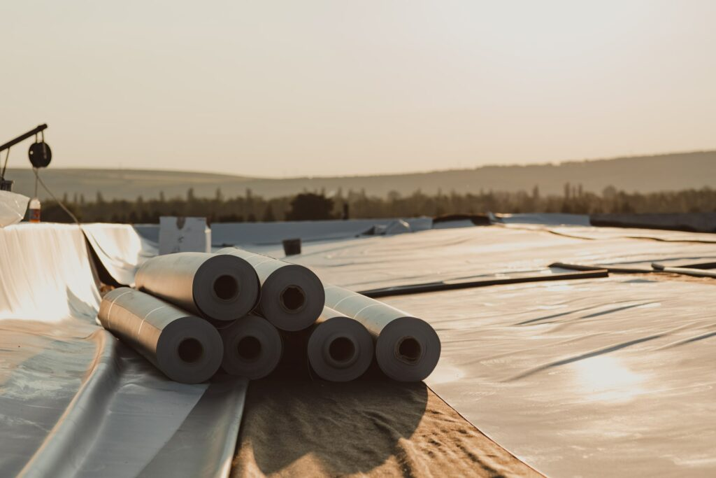 EPDM dak aanleggen