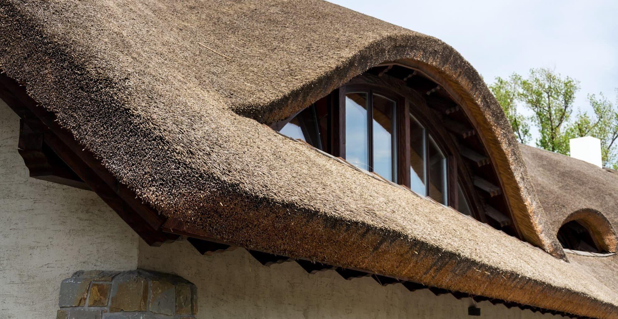 traditionele dakconstructie