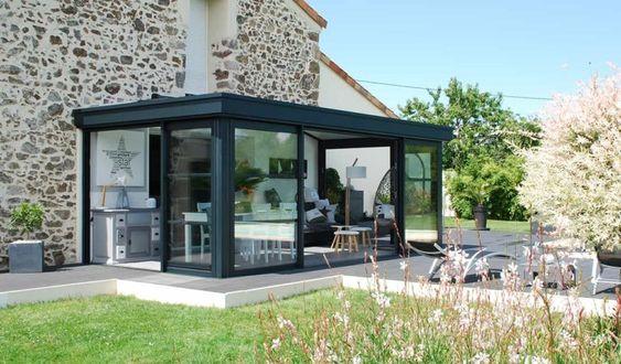 Aluminium veranda: Prijs, voordelen, soorten en plaatsing