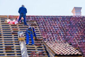 Dakwerken dakbedekking vernieuwen
